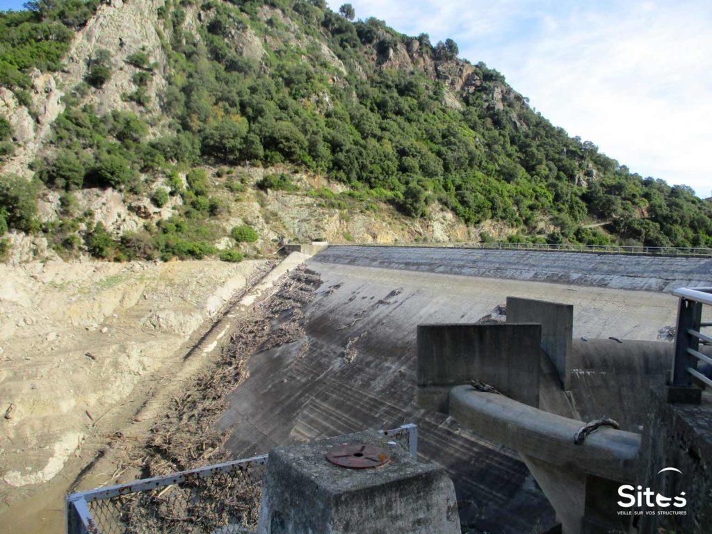 Barrage Auscultation Génie Civil
