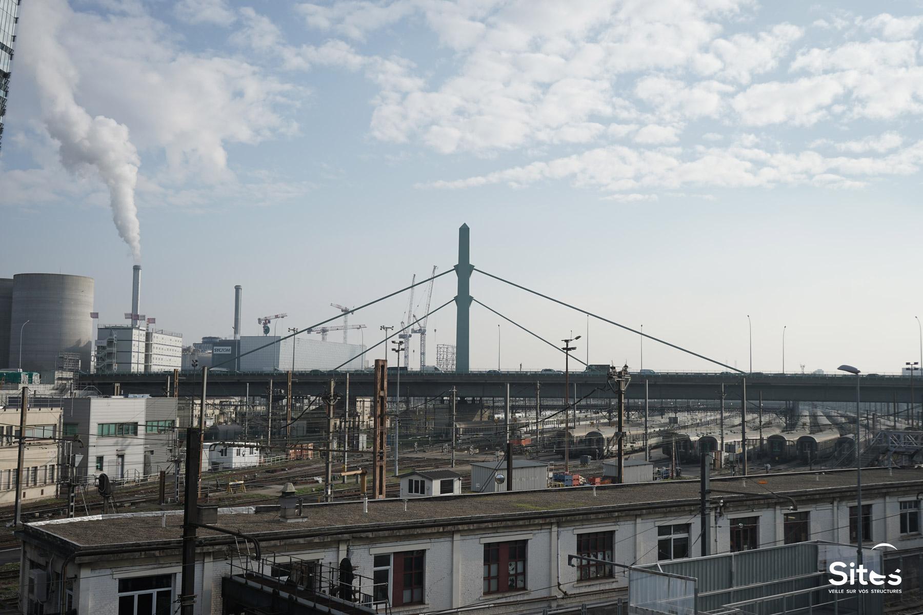 SITES Pont Masséna